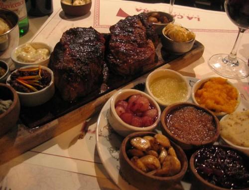 Un viaggio gastronomico