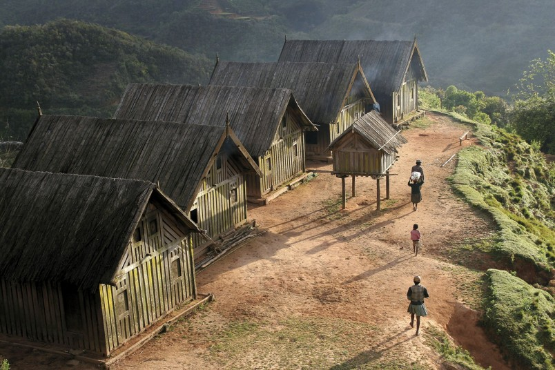 Zafimaniry Madagascar
