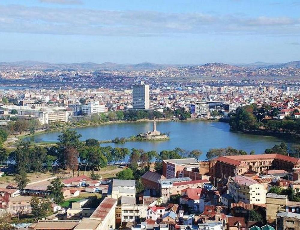 Antananarivo, l'esuberante capitale del Madagascar