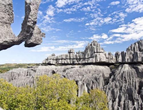Tour avventura i Tsingy, Baobab e coralli. In 4×4, da maggio a novembre